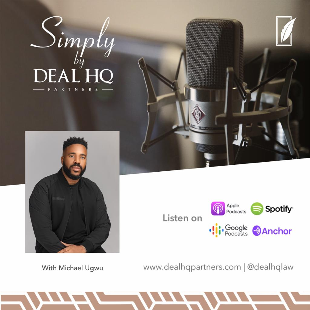 Simply by DealHQ Podcast – Cryptocurrencies and the Nigerian Financial Market